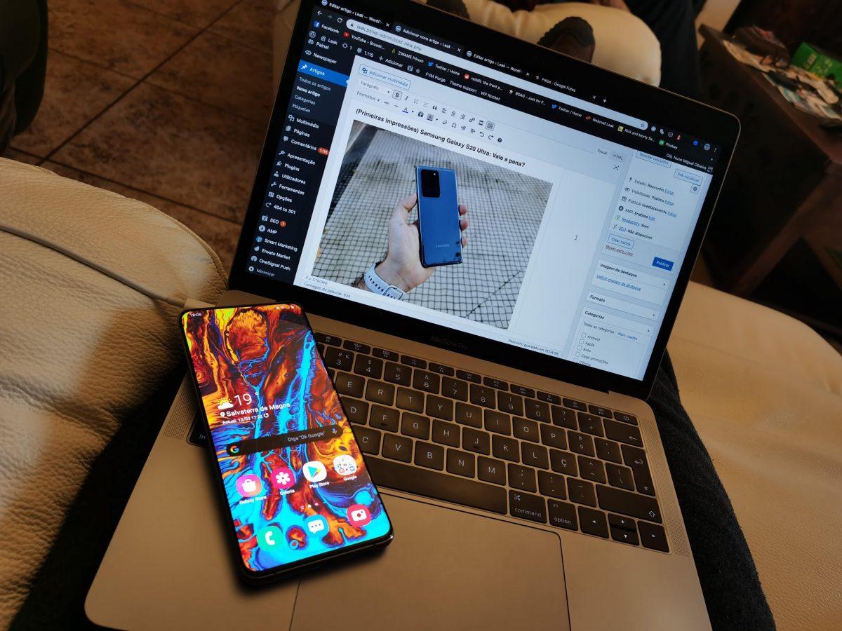 (First Impressions) Samsung Galaxy S20 Ultra: Is it worth it?