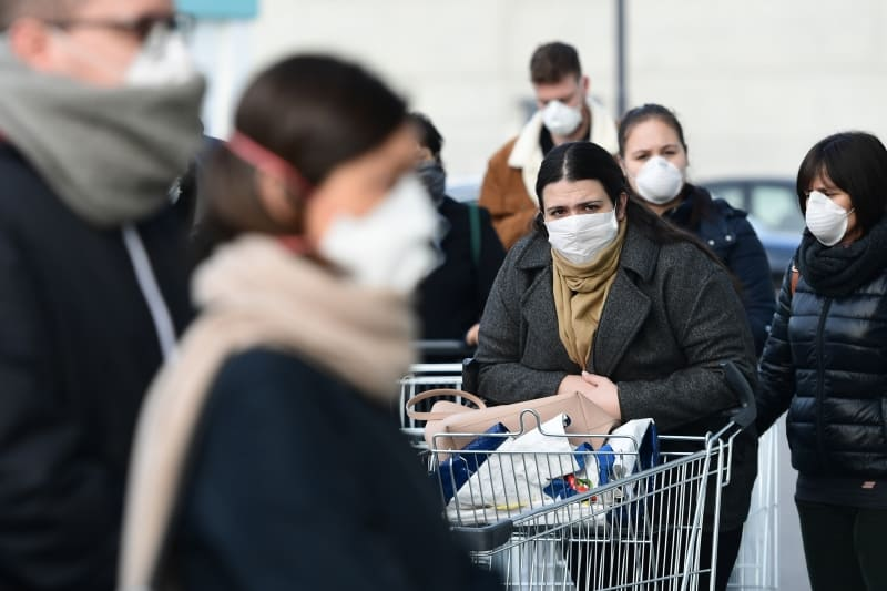 máscaras Coronavírus