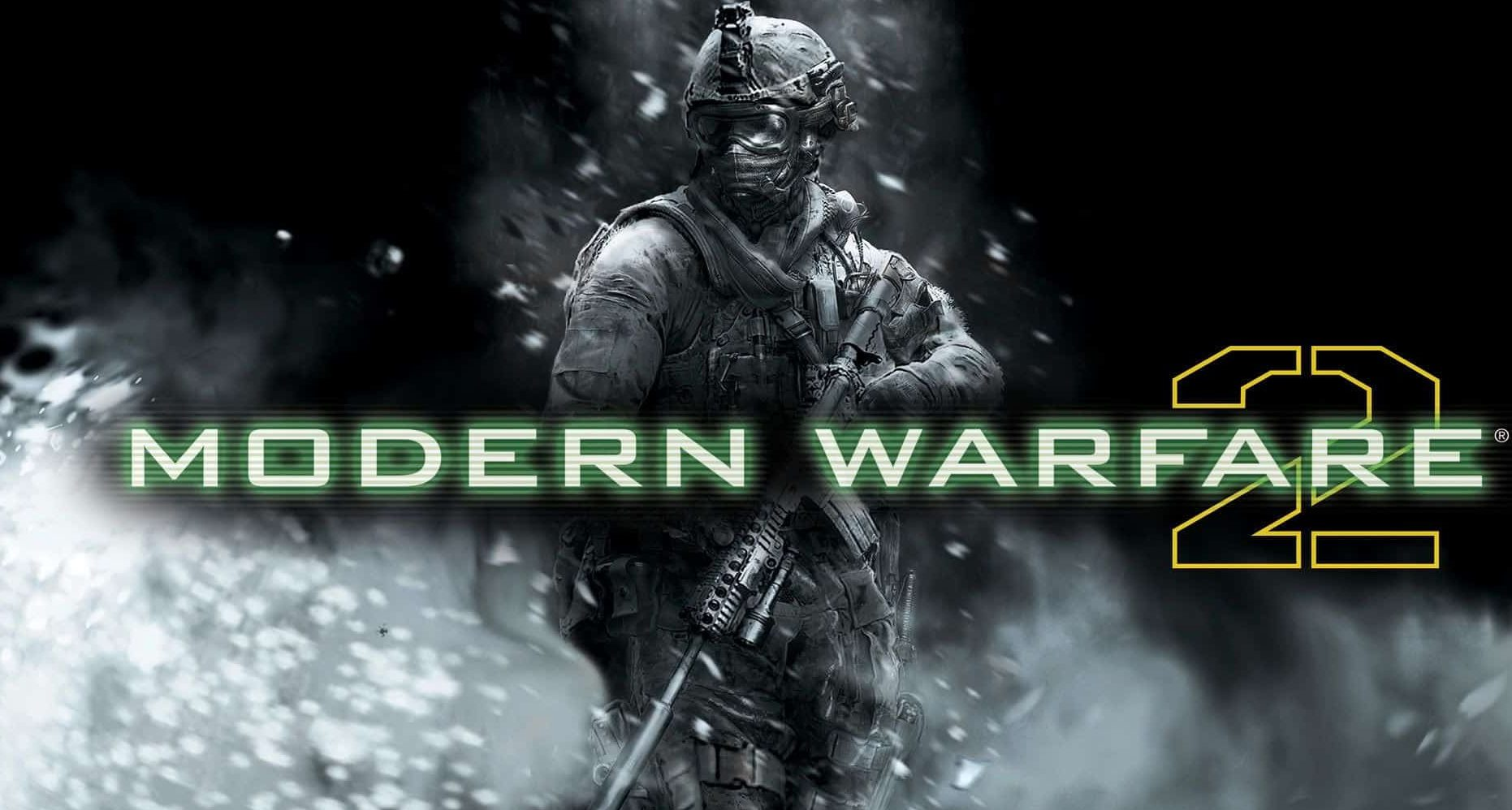 Modern Warfare 2 PS4