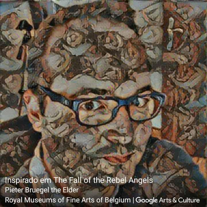 Google Arts & Culture selfies