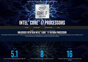 dos Intel Core
