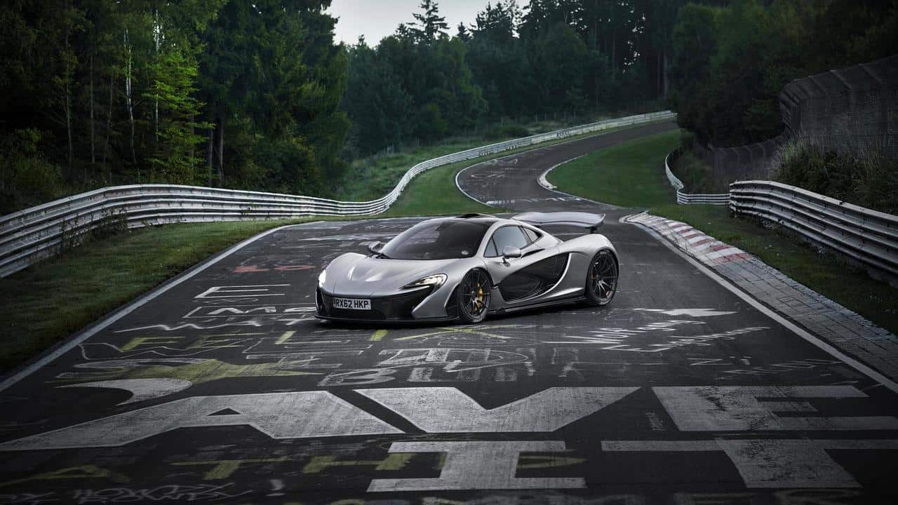 Successor to the monstrous Mclaren P1 Hybrid is on its way!