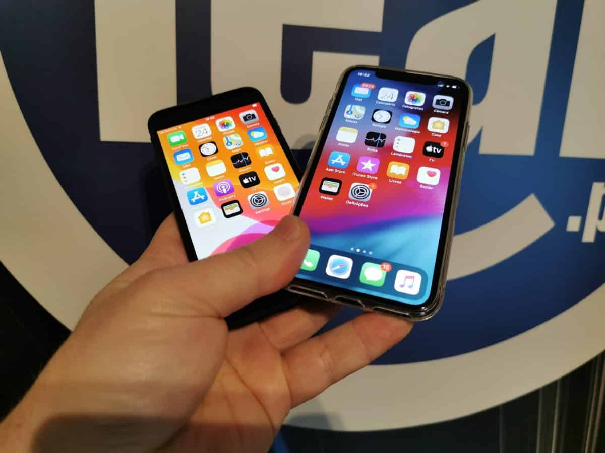 Review iPhone SE 2020