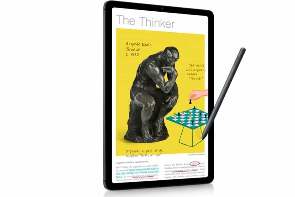 Galaxy Tab S6 Lite: