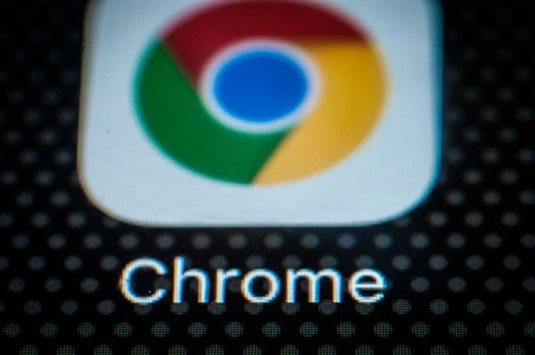 Google Chrome 81 falha