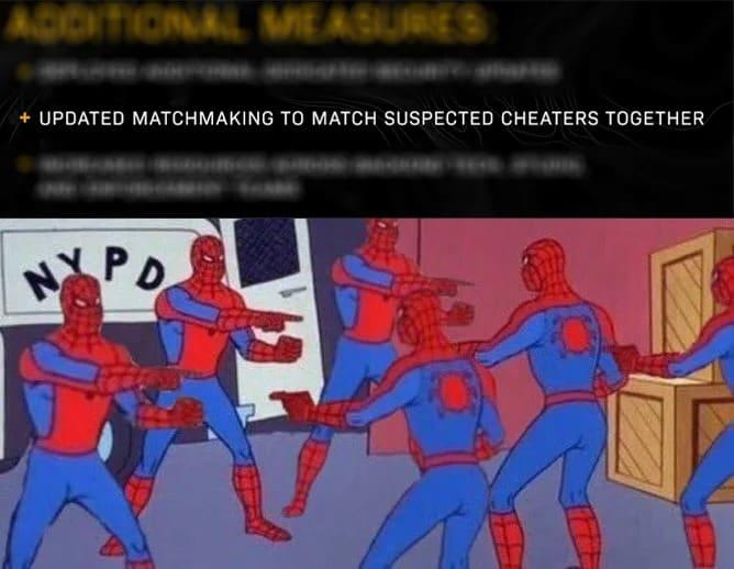cod cheaters