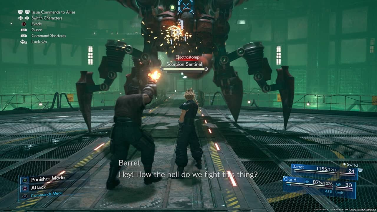 (In Review) Final Fantasy VII Remake: Finally back to Midgar!