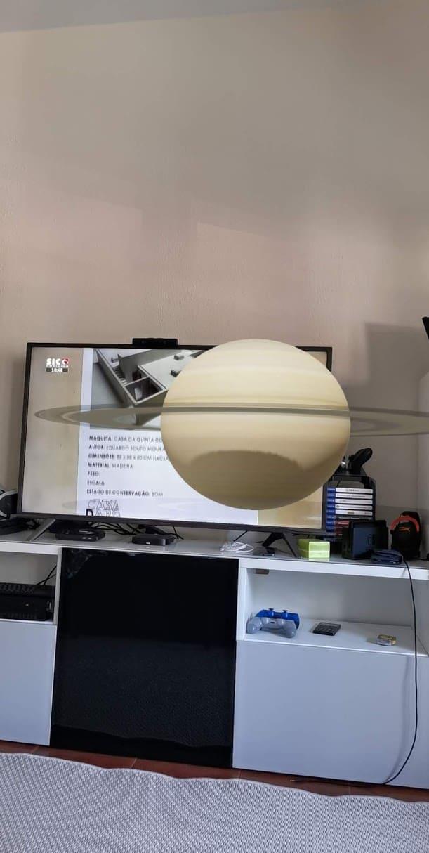 Google Planetas em 3D