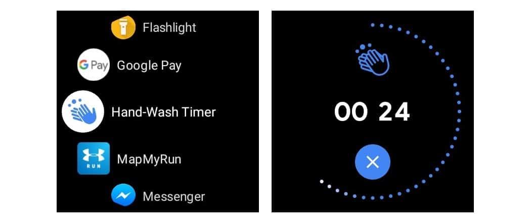 Smartwatch Wear OS