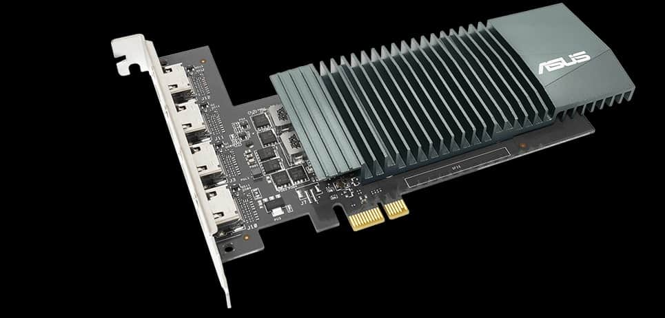 NVIDIA has released the GeForce GT710 again! A € 50 graphics card?