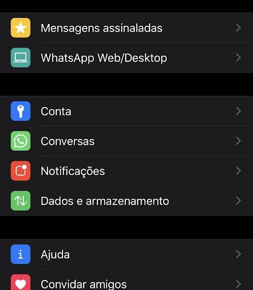 espiar o WhatsApp