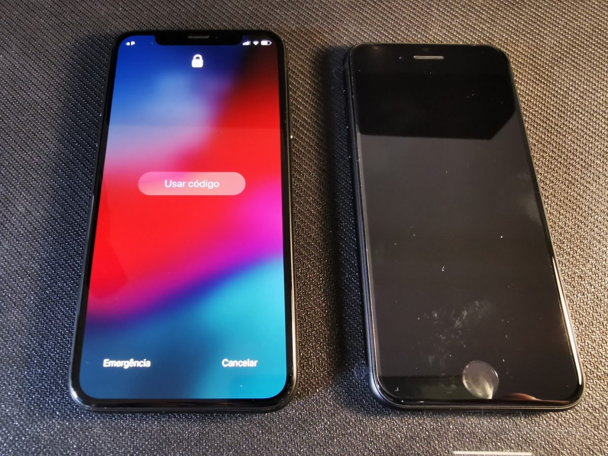 Mini-Review iPhone SE 2020