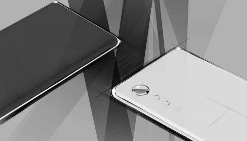 LG anunciou que vai apostar forte e feio no design dos seus smartphones!