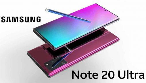Samsung não quer adiar o lançamento do Note 20 nem do Fold 2