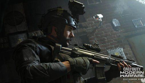 Gosta do novo COD Modern Warfare? Jogue grátis este fim-de semana!