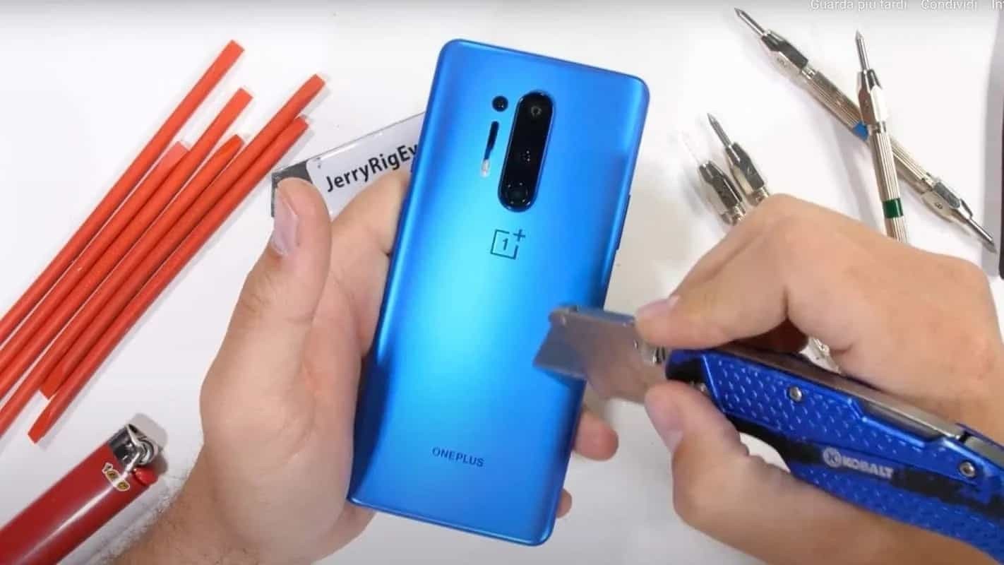 OnePlus 8 Pro goes through the ultimate test and surprises!