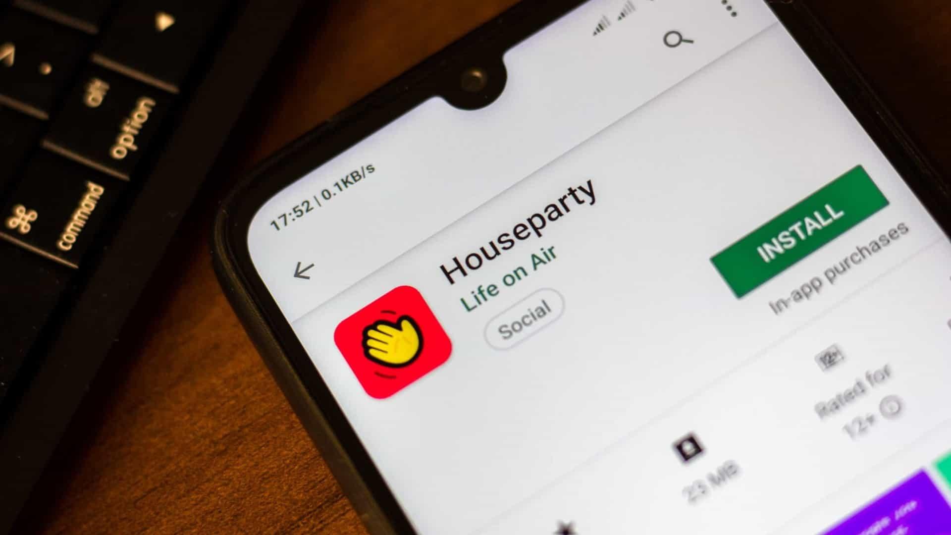 houseparty downloads
