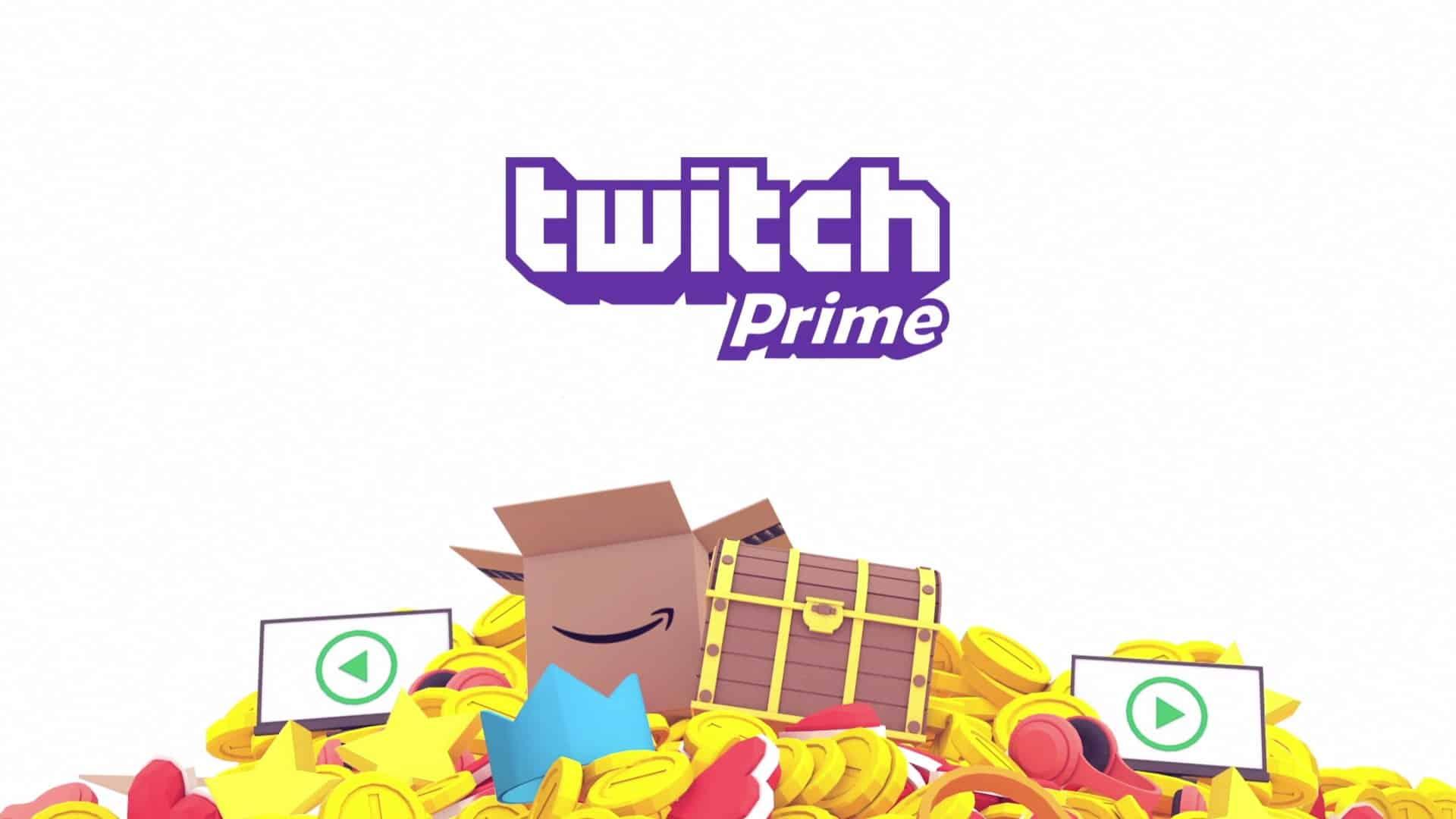 Twitch Prime Abril