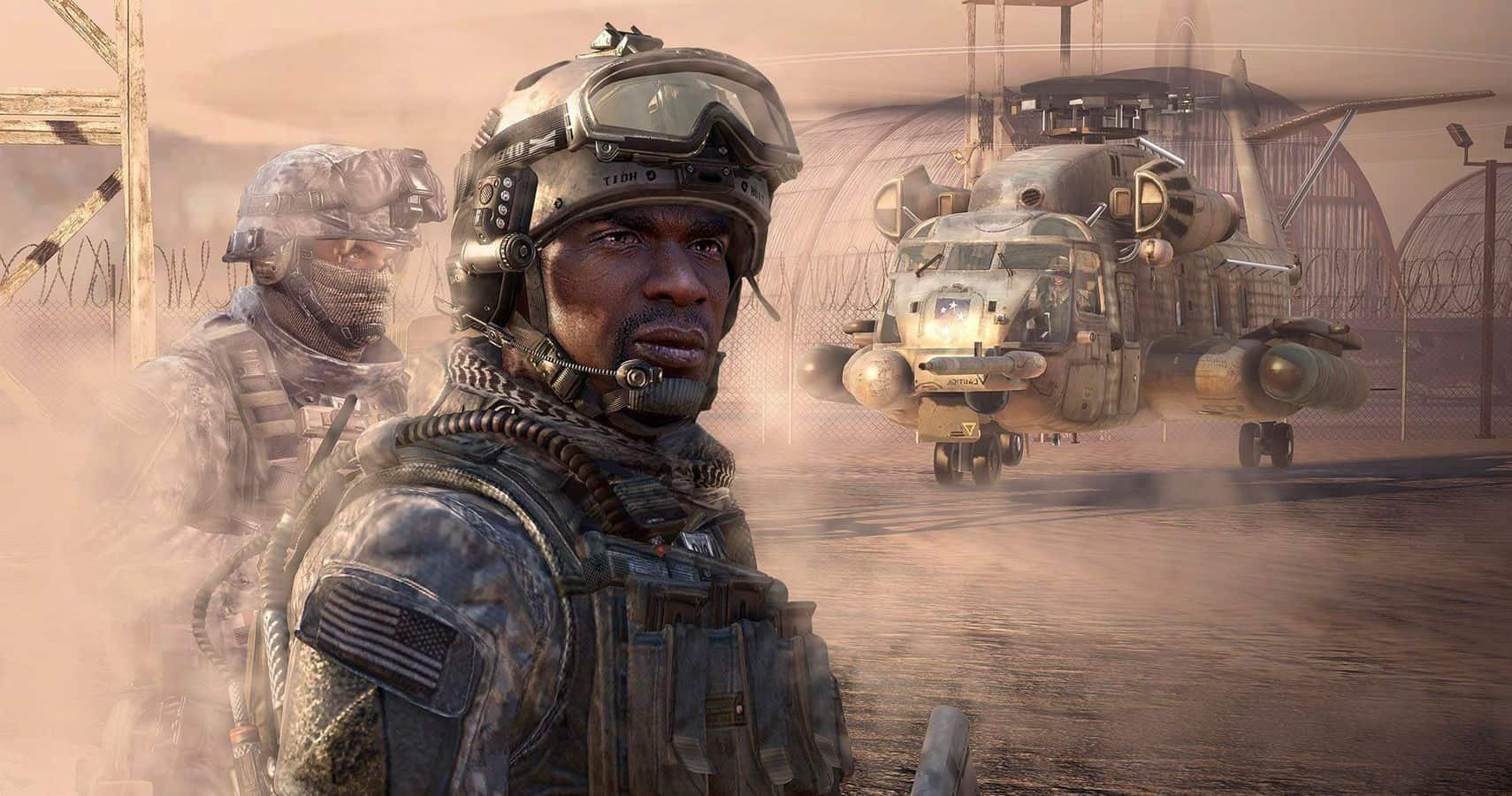 Modern Warfare remaster multiplayer