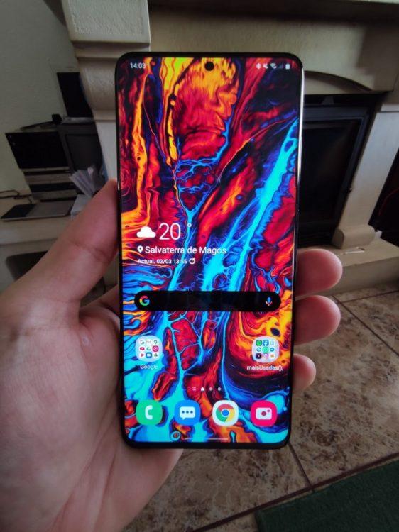 Análise Galaxy S20