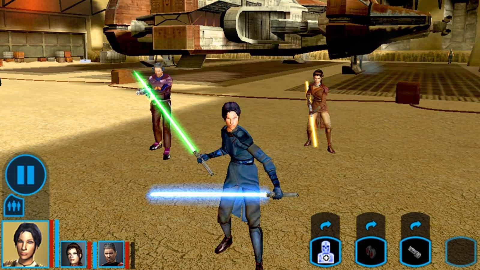 Star Wars jogos