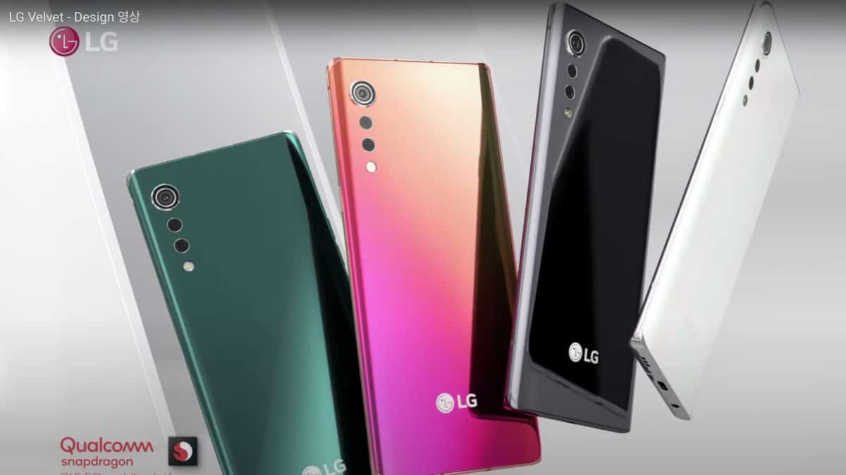 (Leak) We already know almost everything about the LG Velvet 5G