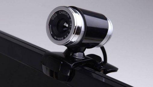 As webcams estão esgotadas, ou pelo menos, bem mais caras!