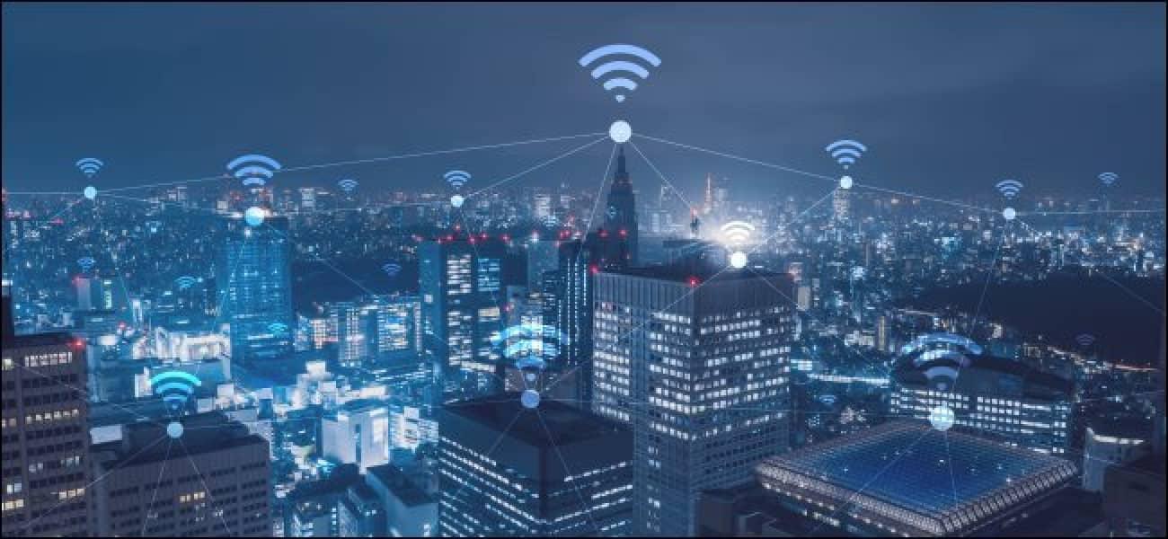 Wi-fi atualização