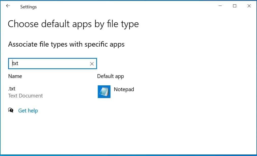 Windows 10 ficheiros