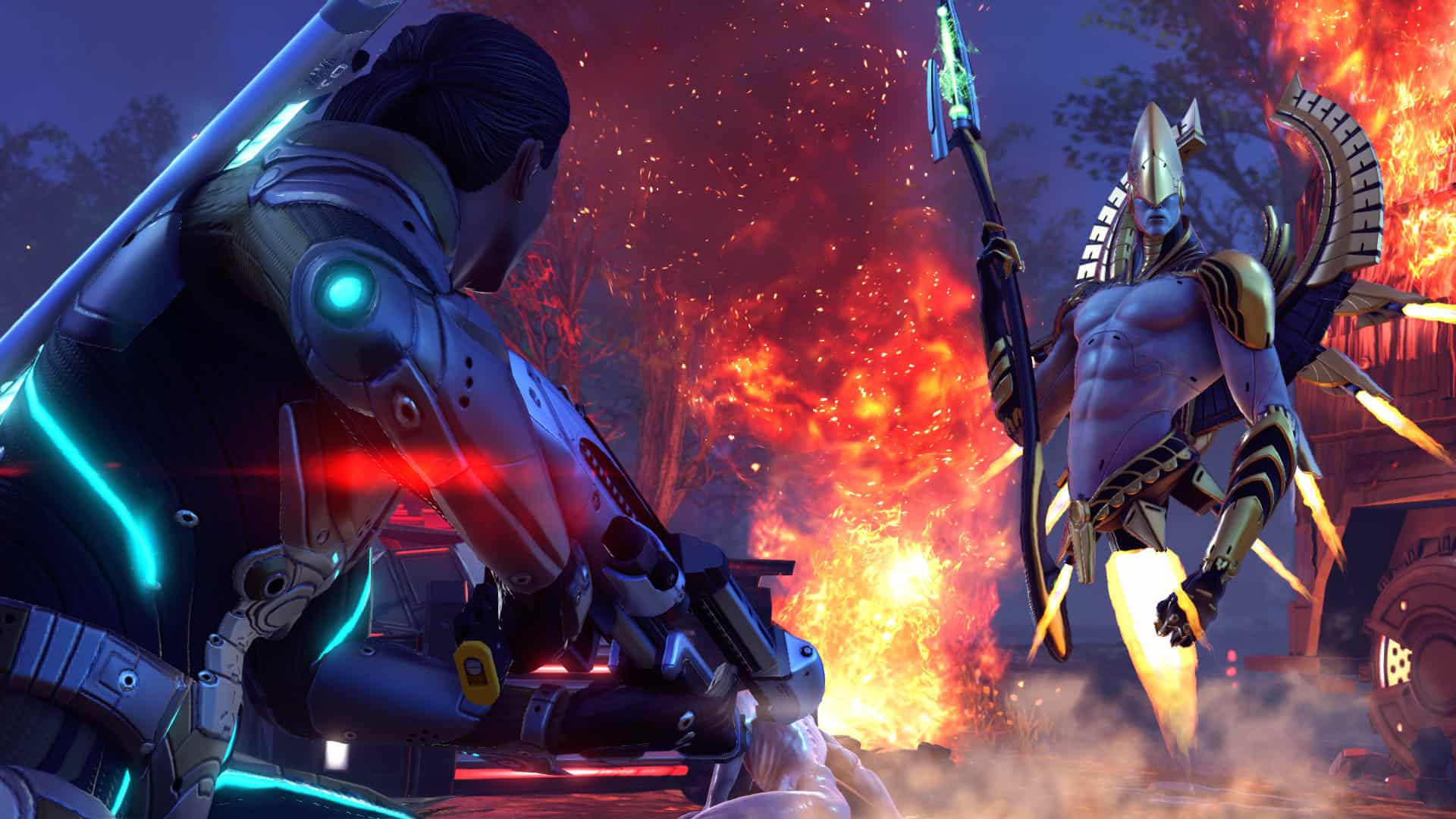 Another free game for Xbox One and PC! This time it's XCOM 2!