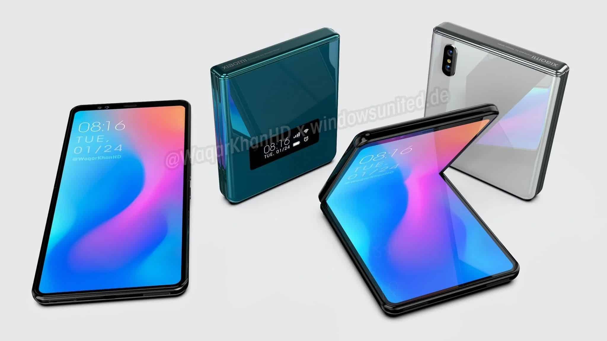 Xiaomi Galaxy Z Flip