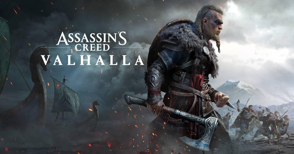 Assassin's Creed Valhalla arrives on October 16th !?