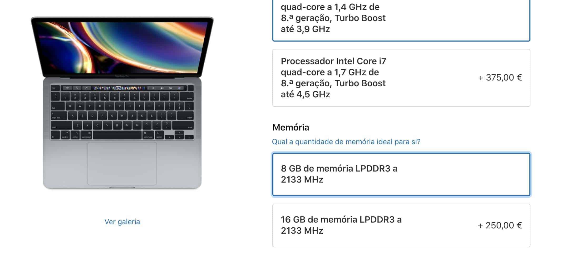 macbook pro de 13