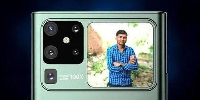 Huawei Mate 40 design