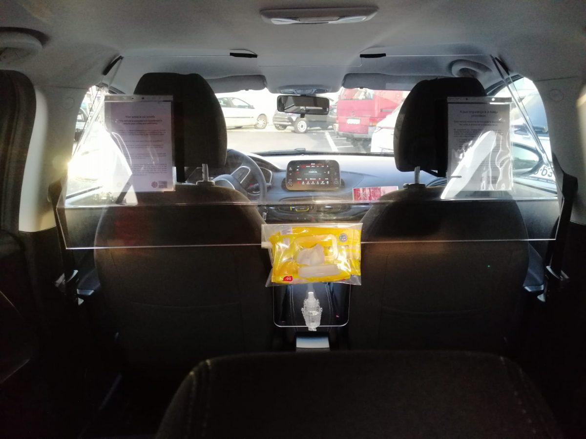 TVDEs e taxis