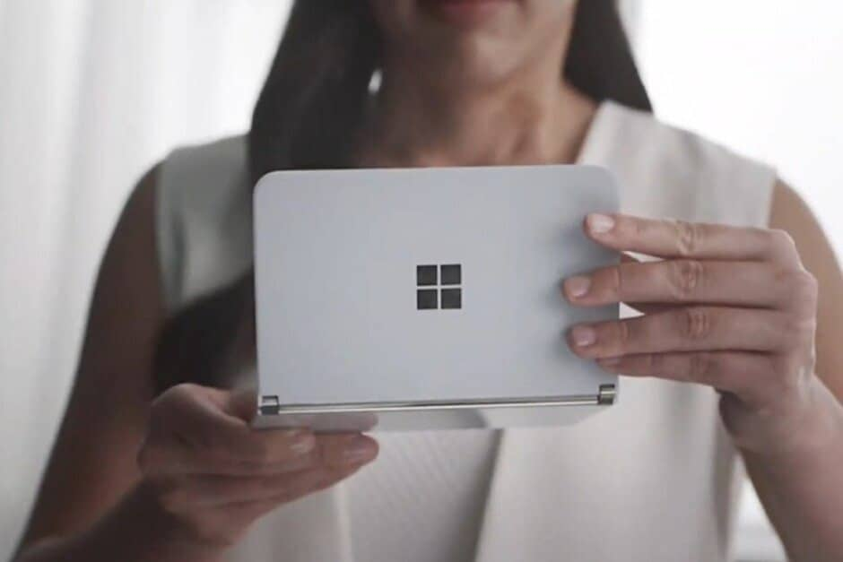 Surface Duo com Android