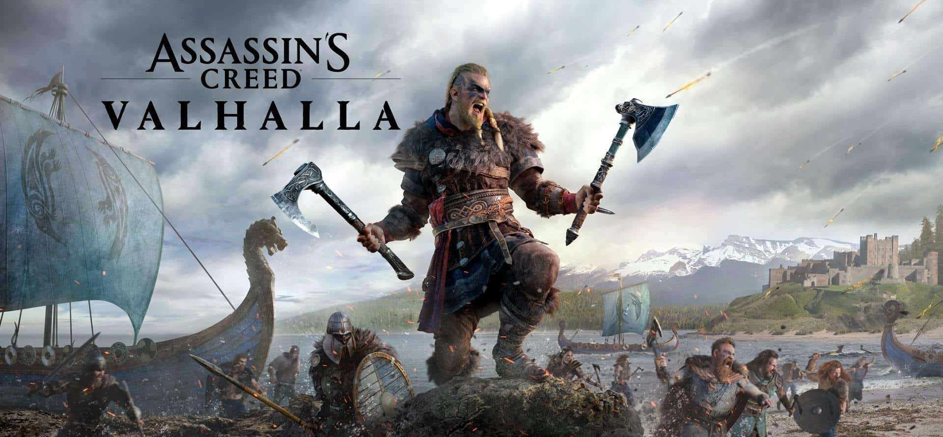 Looking forward to Assassins Creed Valhalla? The map will be huge!