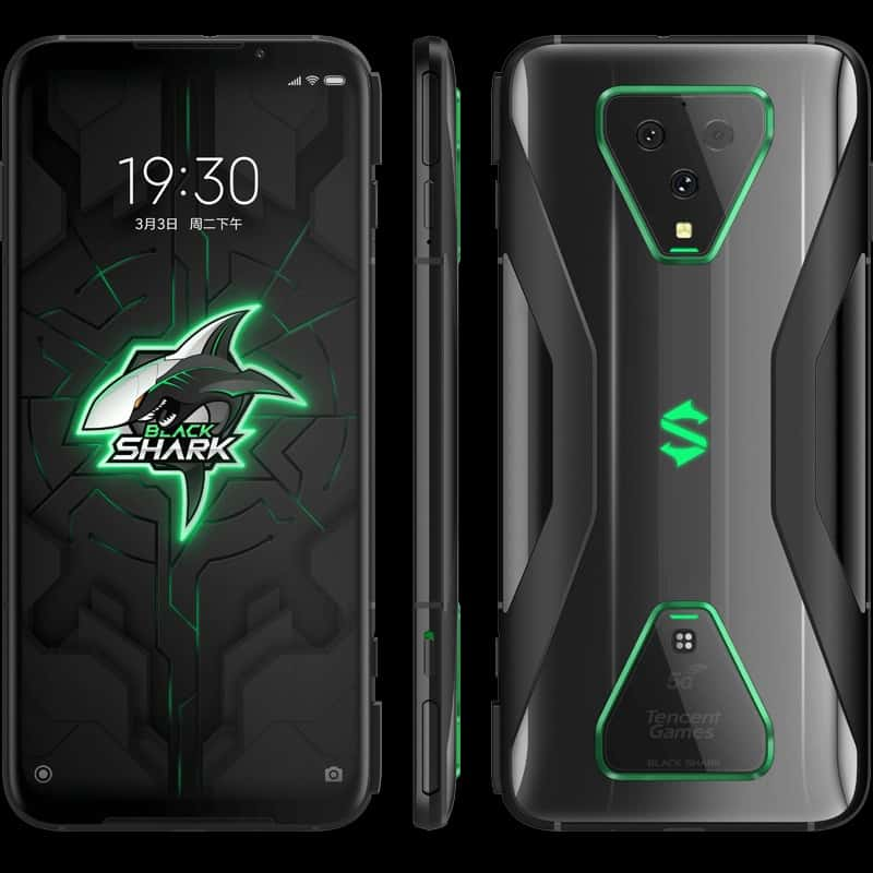 Black Shark 3 arrives in Europe for a price of 629 Euros?