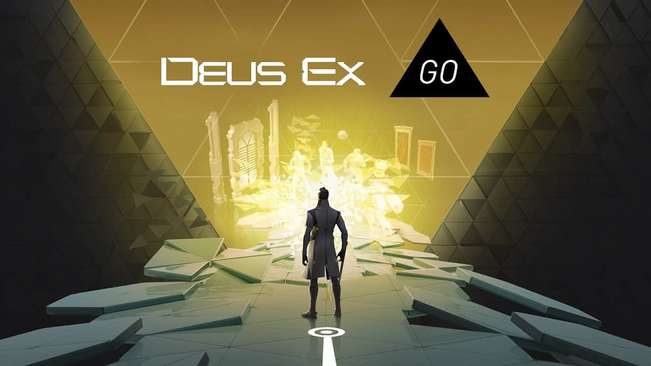 Free games? Square Enix is ​​giving Deus Ex GO to Android and iOS!