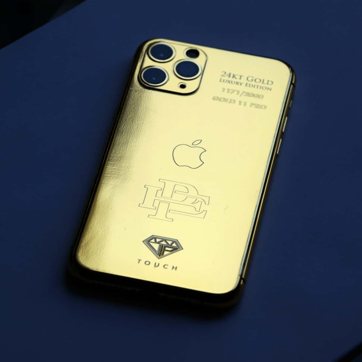 iPhone 11 Pro ouro