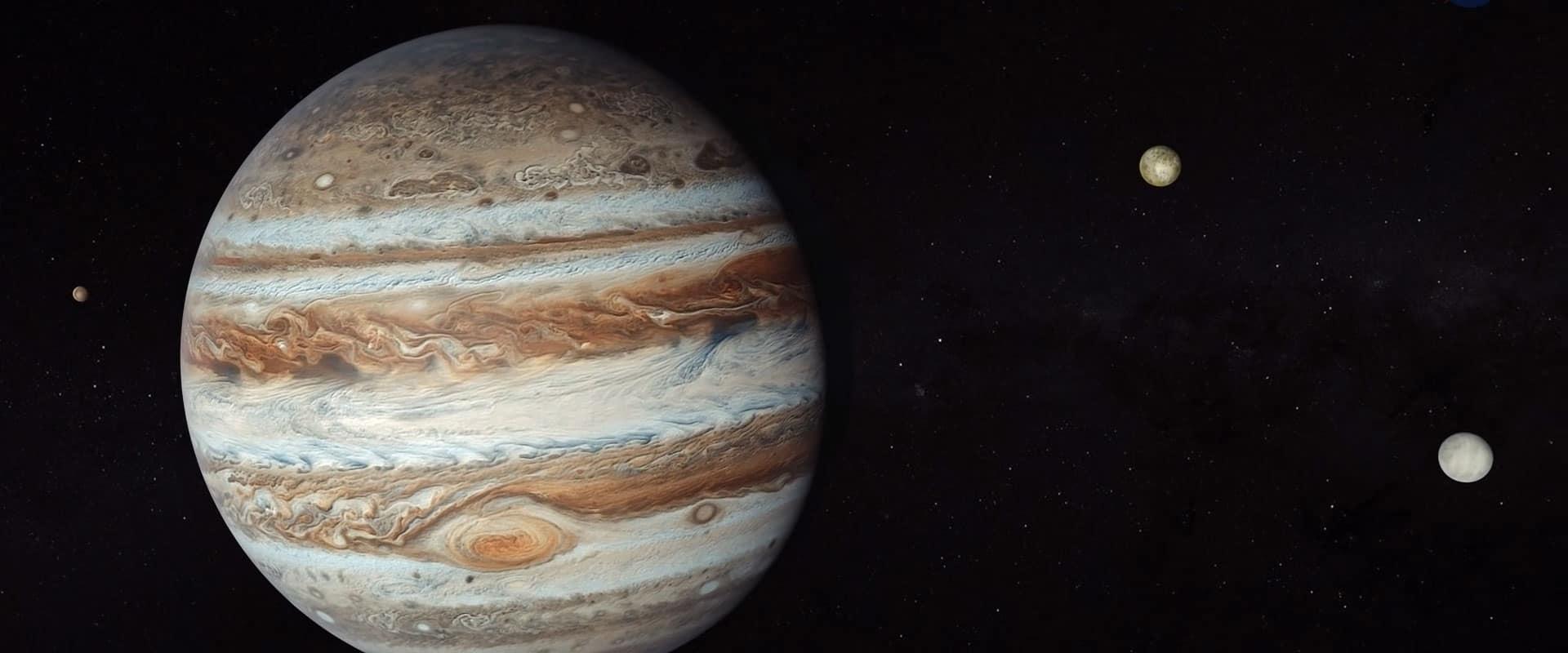 Jupiter curiosidade
