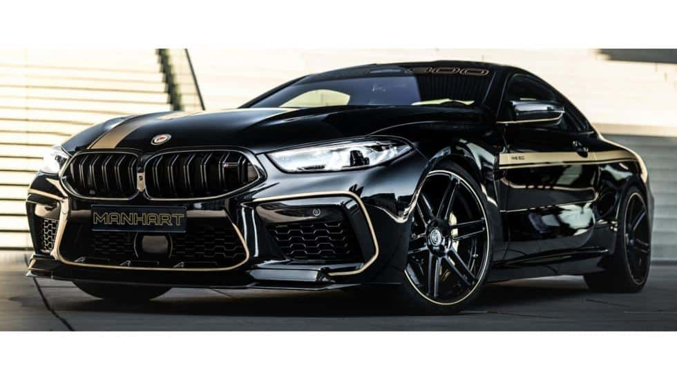 BMW M8 Competition Manhart