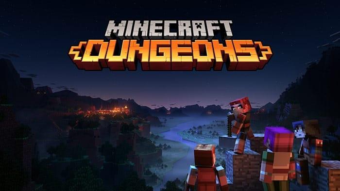 Minecraft dungeons.