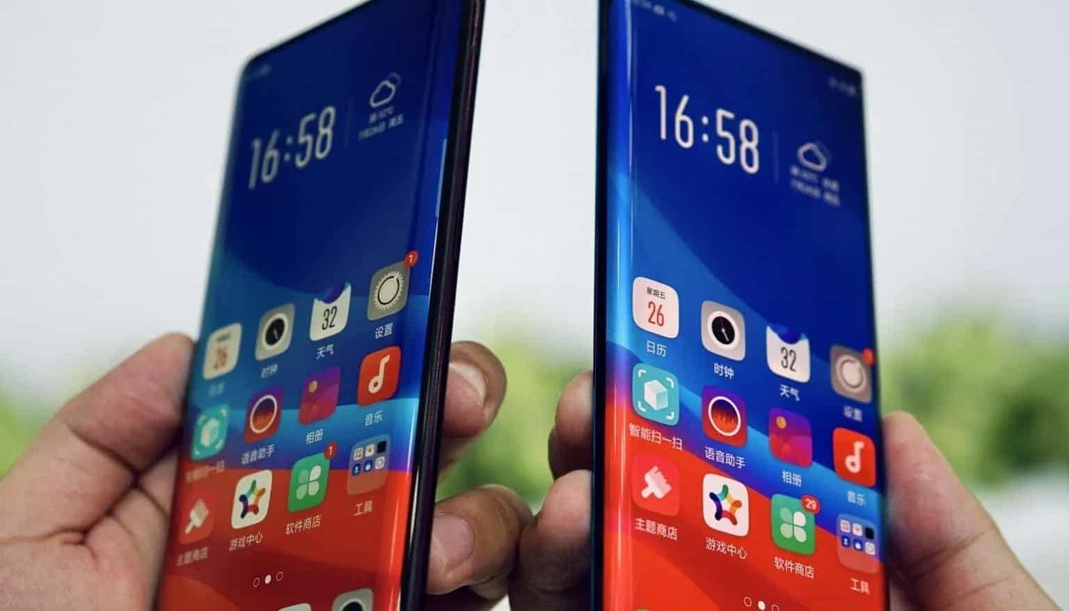 Xiaomi carregamento rápido