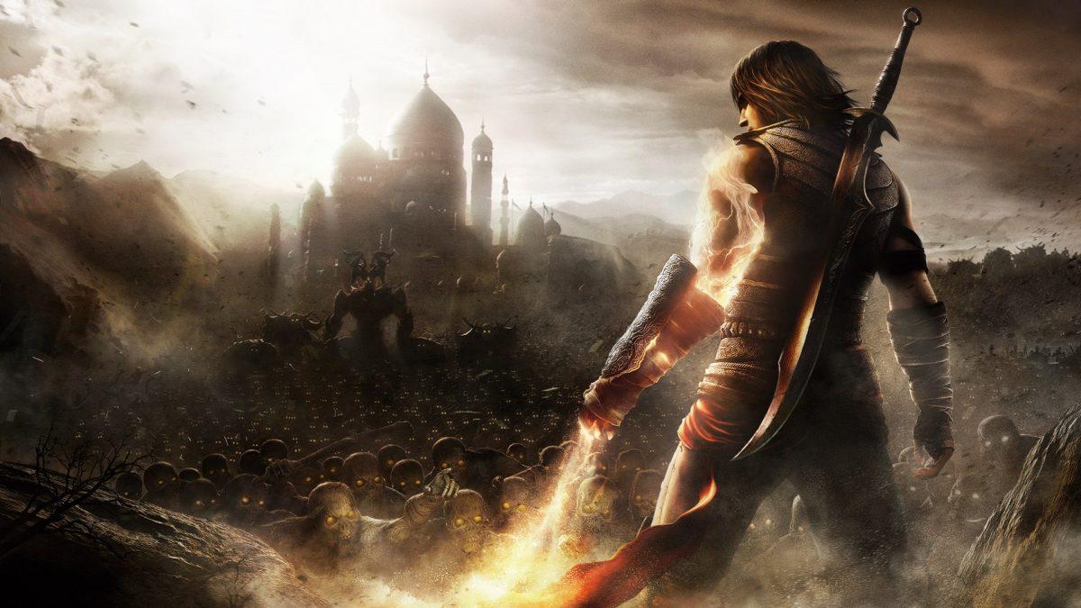 Prince of Persia vai