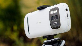 câmeras smartphones