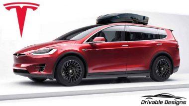 Tesla Model XL: Será isto a carrinha familiar desenvolvida pela Tesla?!