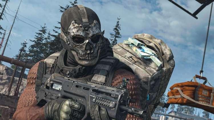 Warzone 200 jogadores