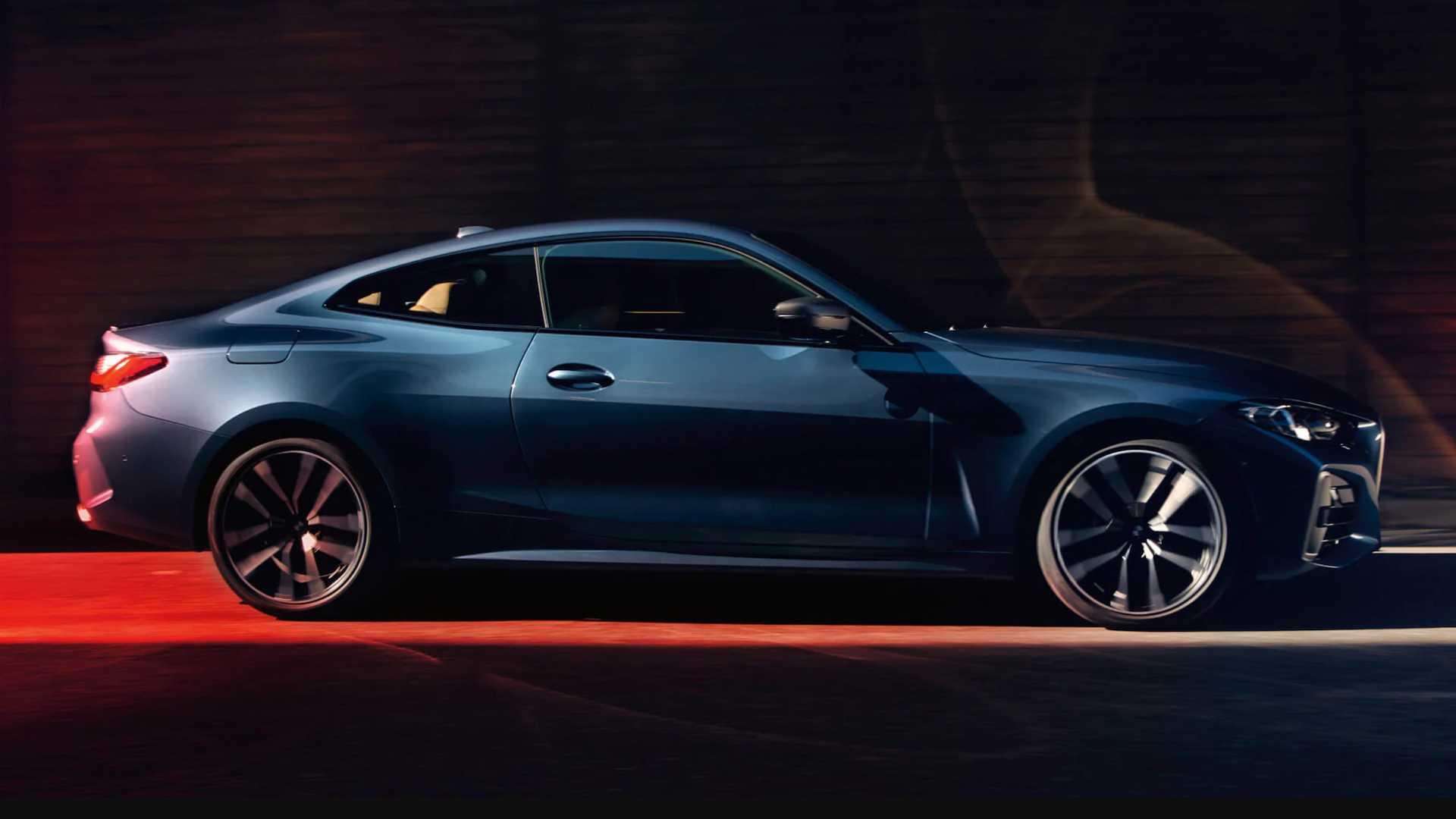 BMW Serie 4 2021 BMW híbrido plug in