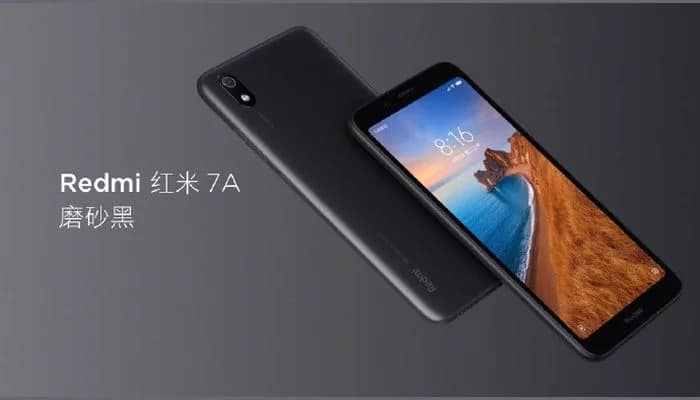 Redmi 7A Android 10